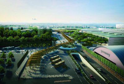 Capodichino Intl. Airport Terminal