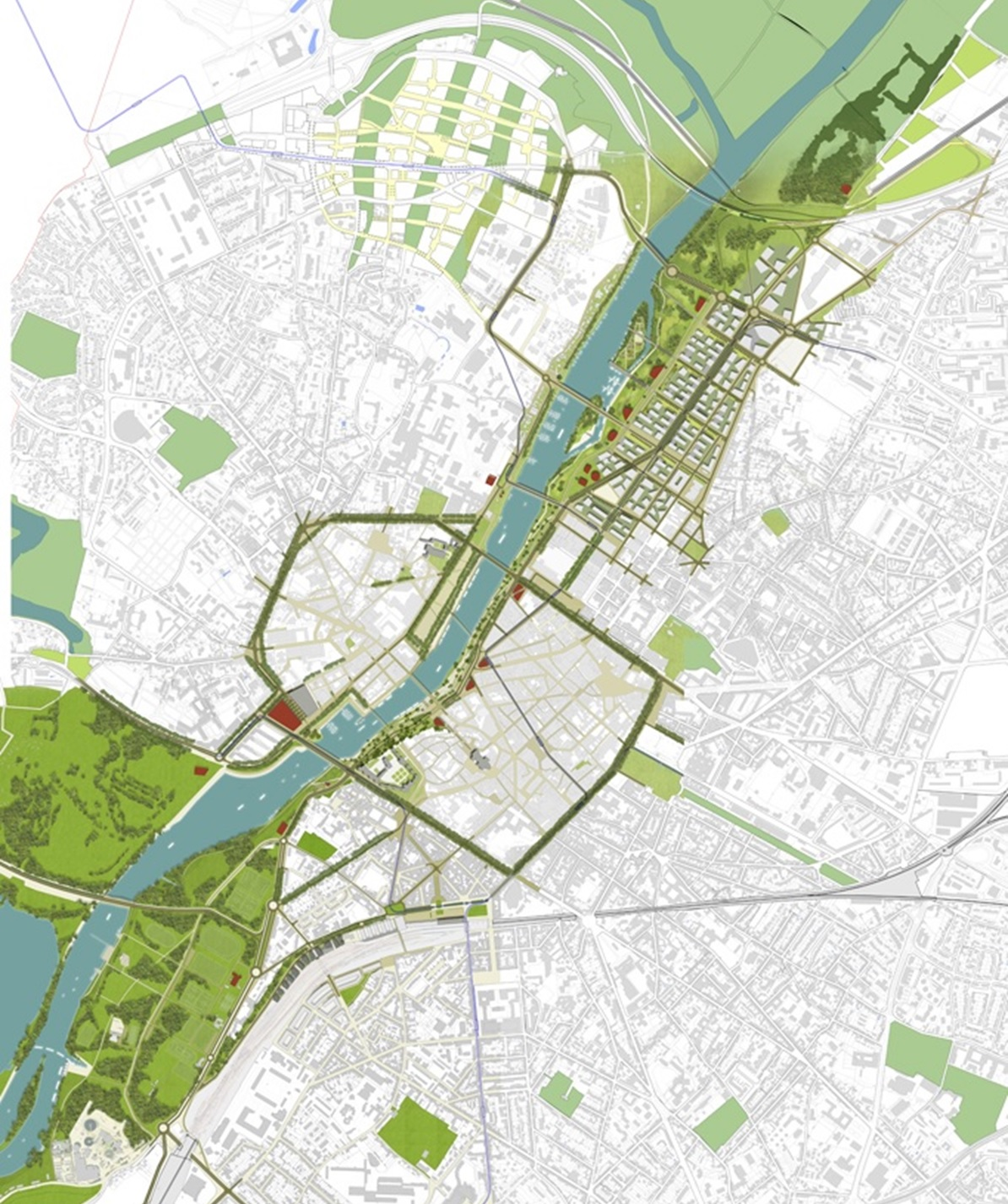 Systematica-Angers-Master Plan
