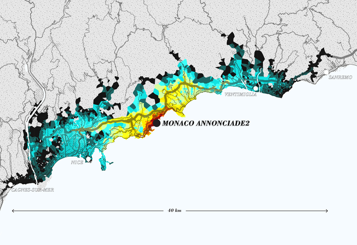 Systematica-Annonciade II-Catchment Area Analysis