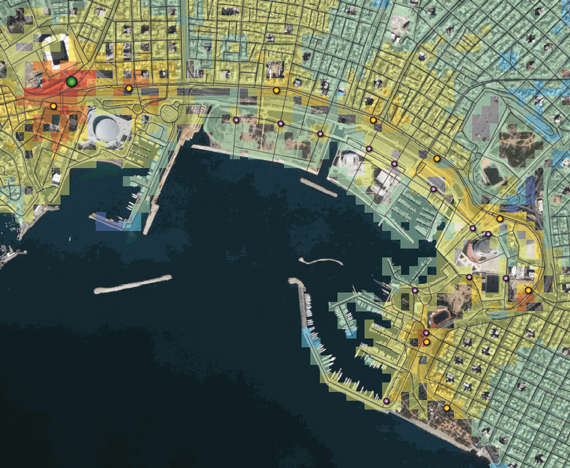 Systematica-Athens Waterfront Regeneration-PTAL