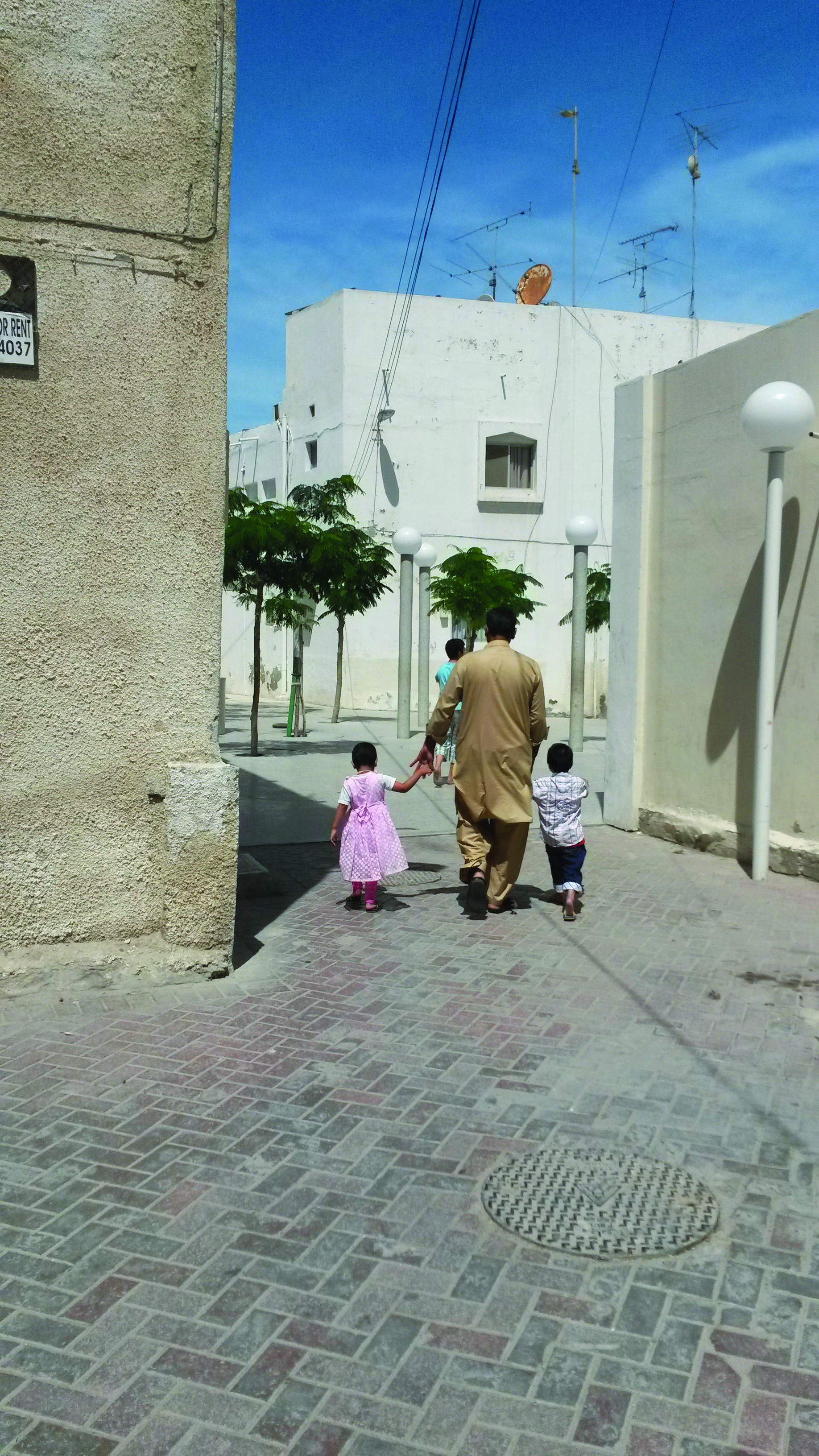 Systematica-BahrainUNESCO-Walking People