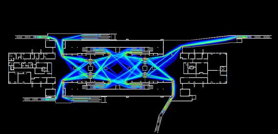 Systematica-Chakala Metro-Pedestrian-Concourse