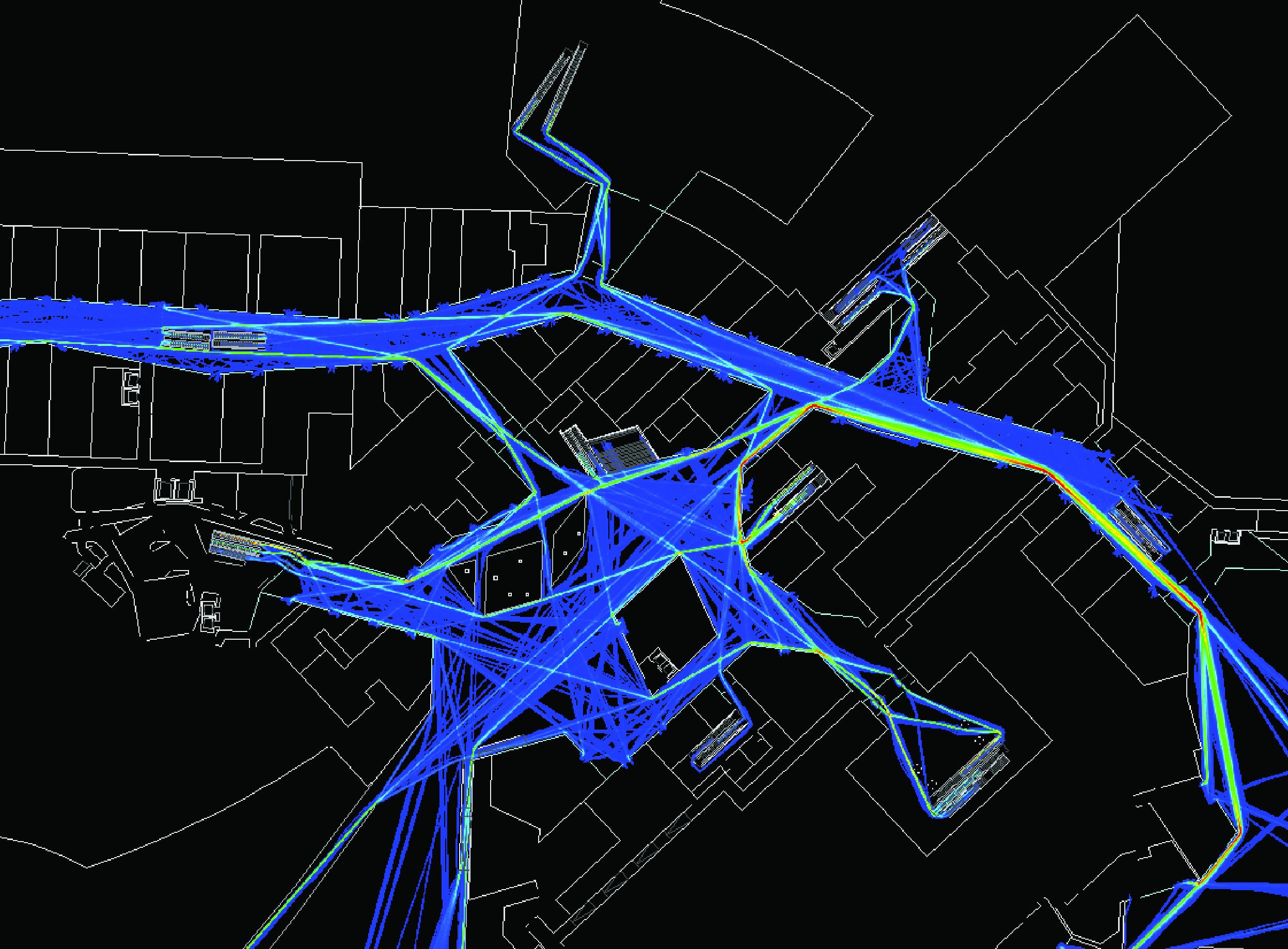 Systematica-CityLife Development-Pedestrian Flow Analysis