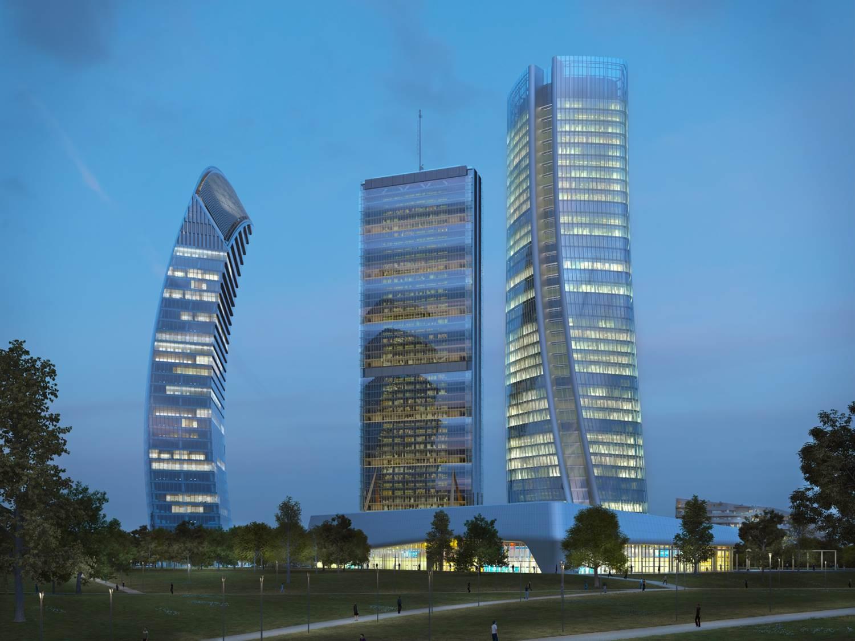 Systematica-CityLife Development-Render View