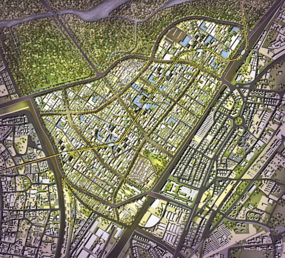Systematica-Dharavi Redevelopment-Master Plan
