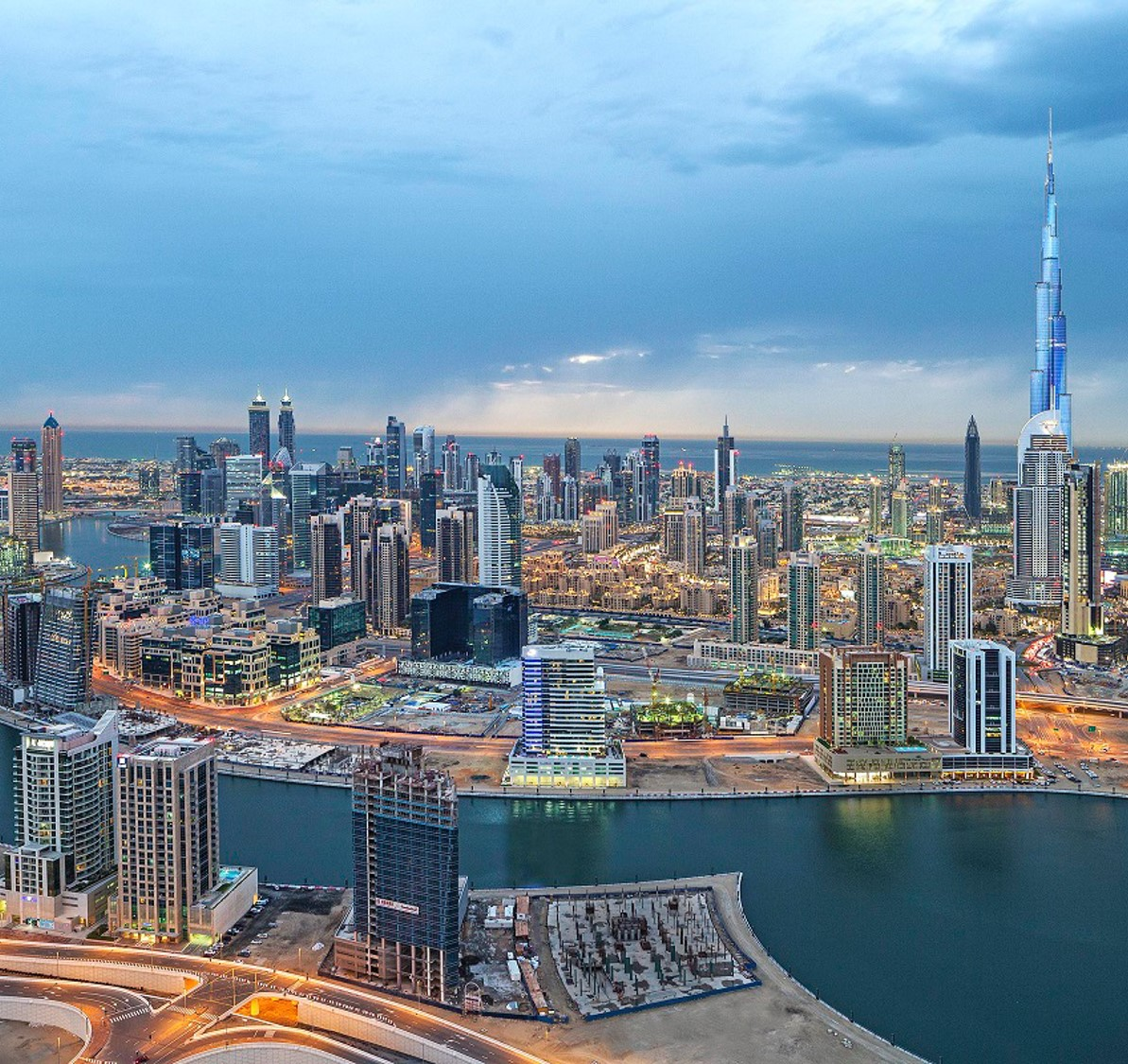 Systematica-Dubai Business Bay-Aerial View