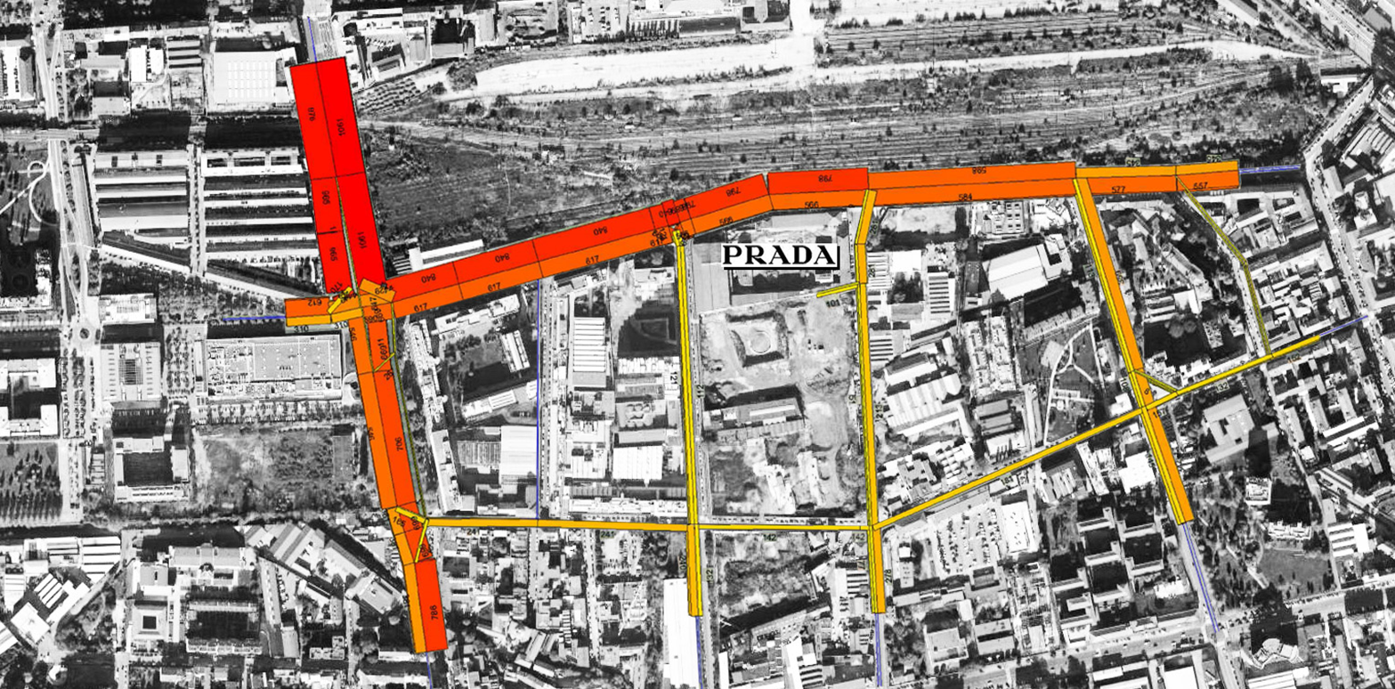 Systematica-Fondazione Prada-2-Traffic Impact Study on the Surrounding Network
