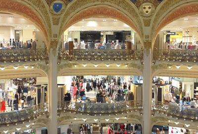 Galeries Lafayette - Haussmann