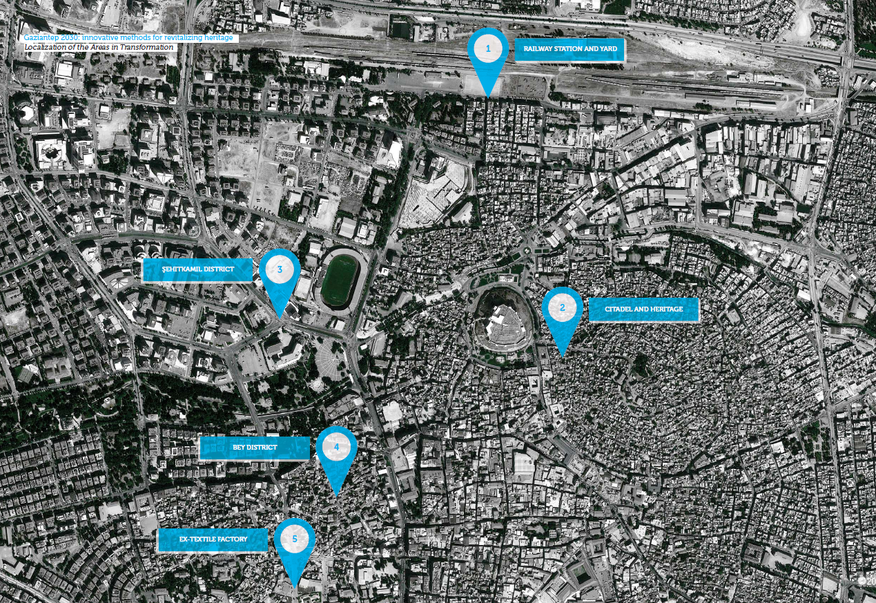 Systematica-Historic City Conservation-Urban Revitalisation Process-5Key Sites