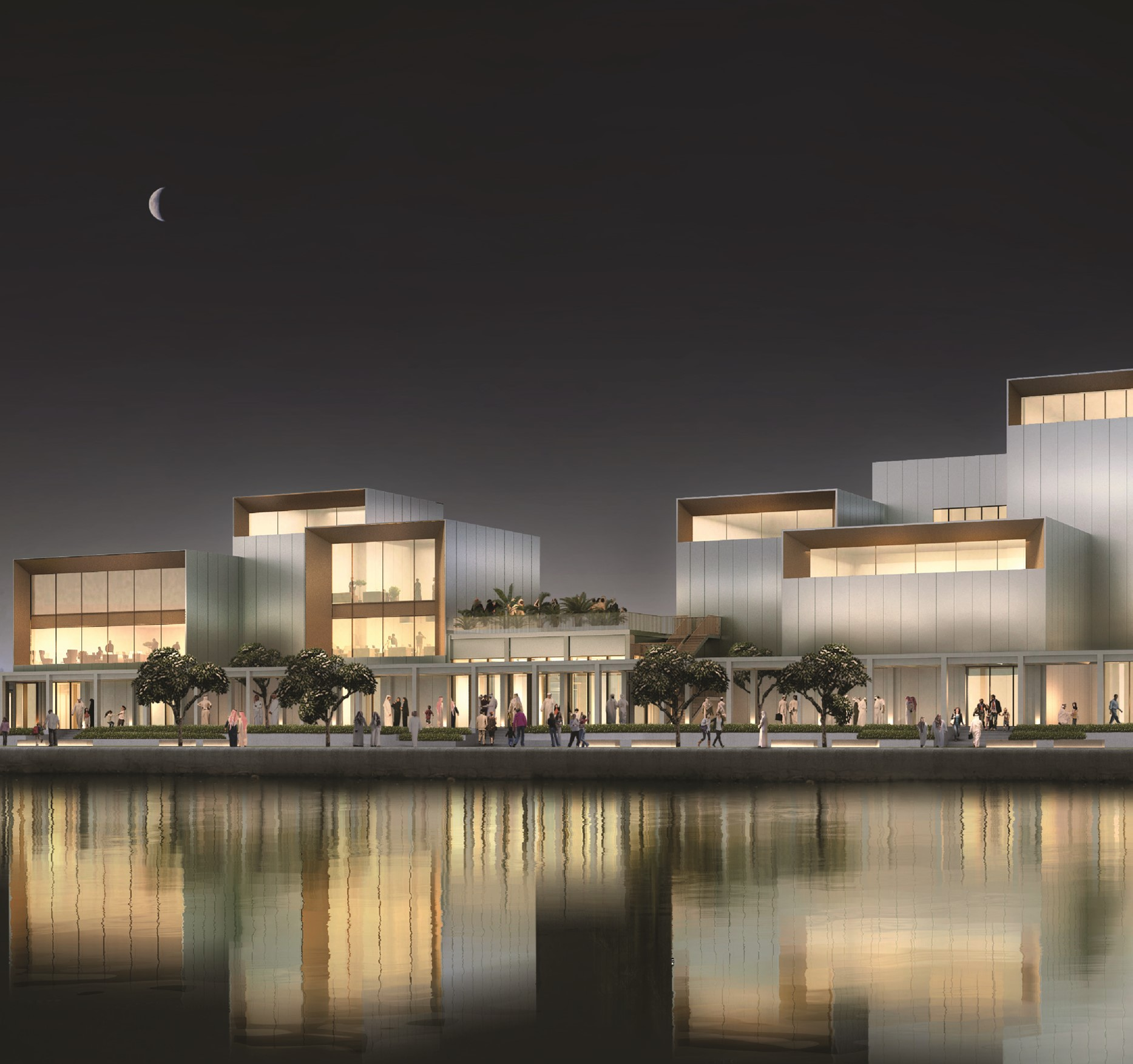 Systematica-Jameel Arts Centre_Render View