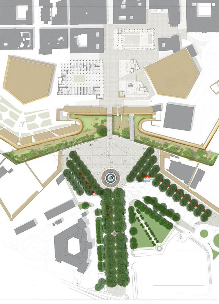 Systematica-La Valletta City Gate-Master Plan