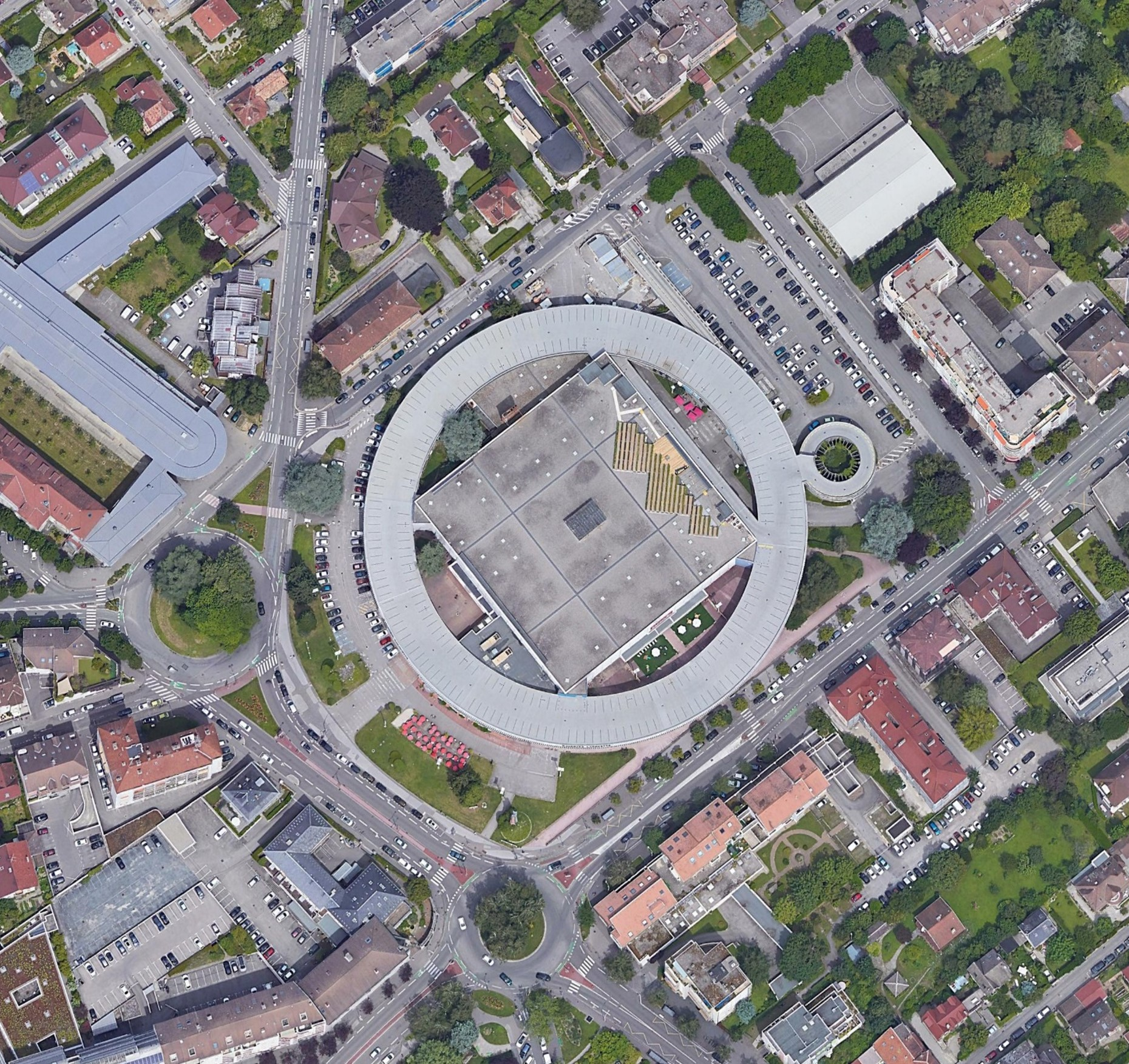 Systematica-Lafayette Annecy-Top View