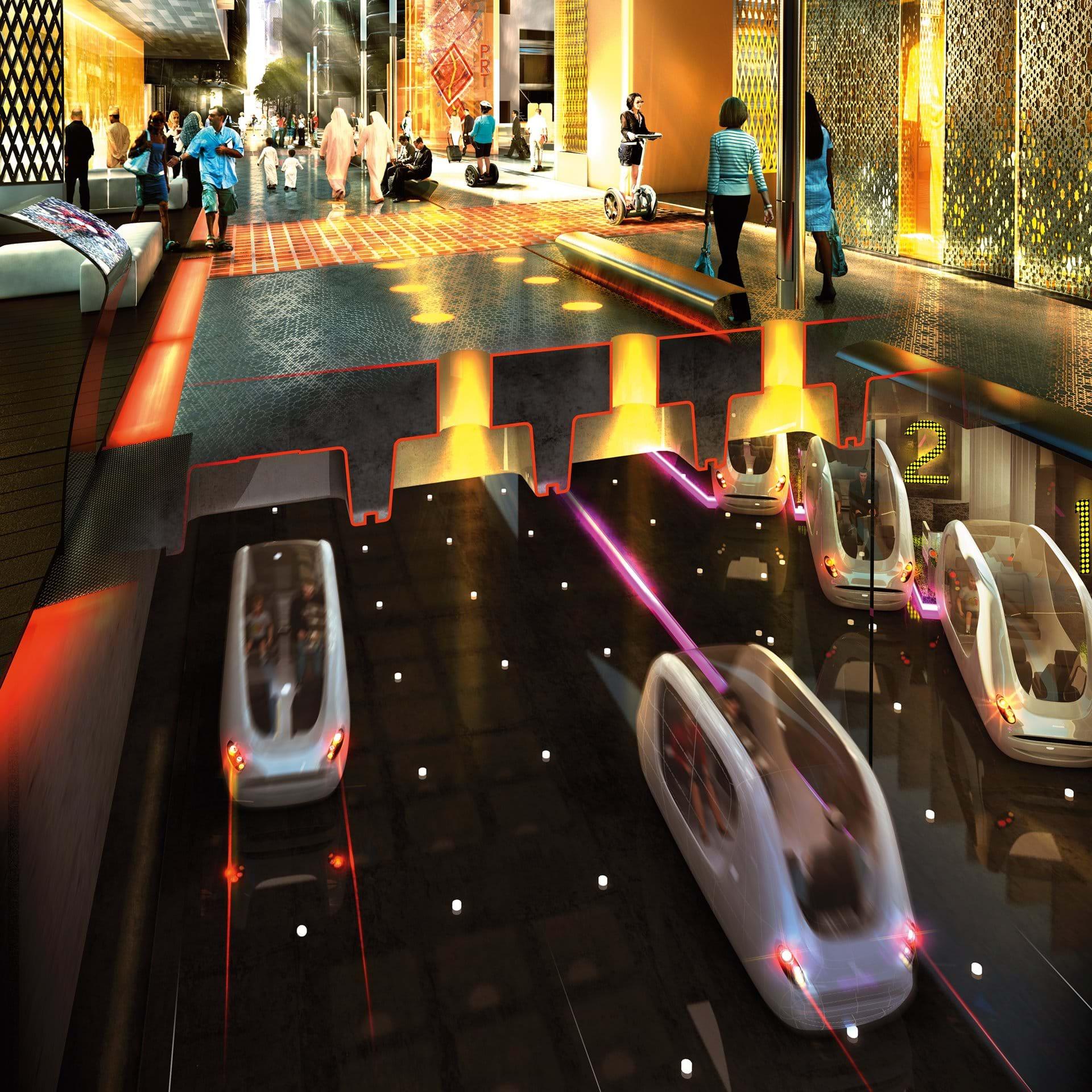 Systematica-Masdar City_PRT System