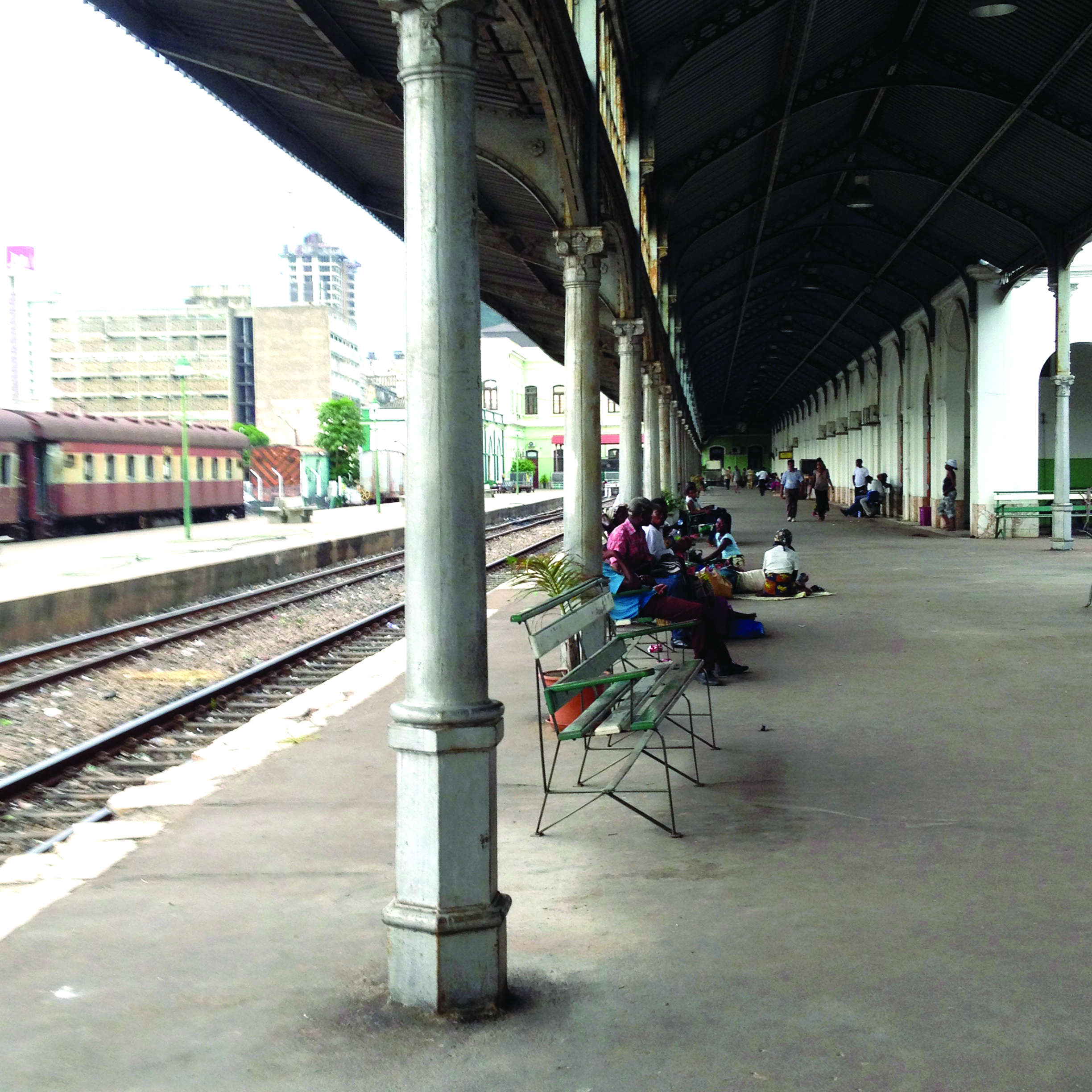 Systematica-Mozambique North-South Railway-1-Maputo Station