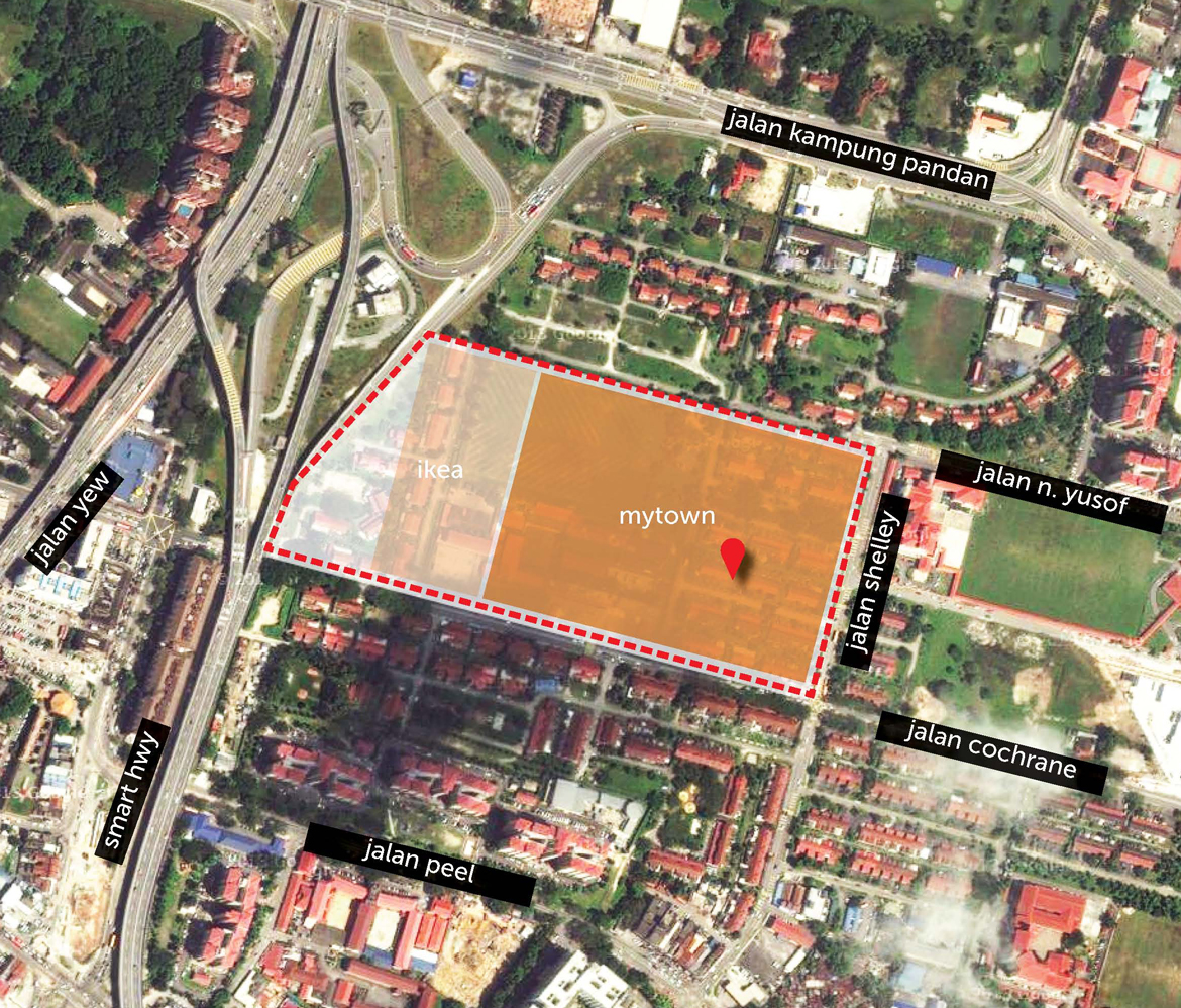 Systematica-My Town-Site Plan