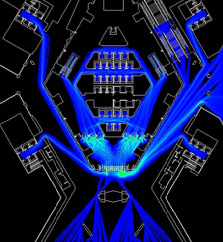 Systematica-PNB 118 Tower-Pedestrian Flow Analysis2