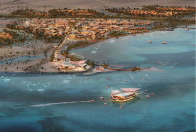 Red Sea Project Strategic Mobility Master Plan