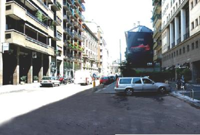 Redevelopment of Corso Garibaldi - Corso Como