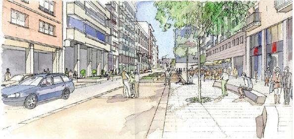 Systematica-Redevelopment GaribaldiComo-Corso Garibaldi Vision