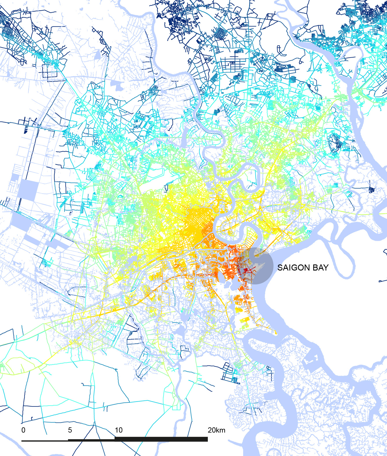 Saigon Peninsula Master Plan