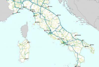 Sea Motorways Programme–Infrastructural Intervention Master Plan