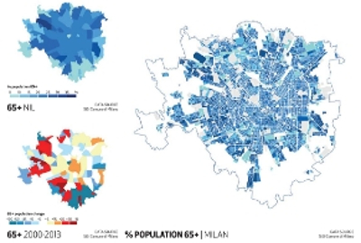 Shaping Ageing Cities