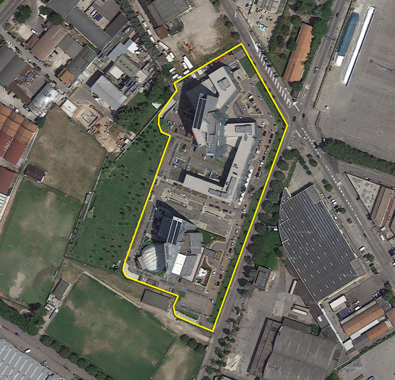 Systematica-Verona Forum Development-Verona Forum Site Plan