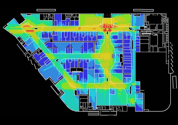 Systematica-Kotelniki-1-Spatial Analysis (Visibility Study)