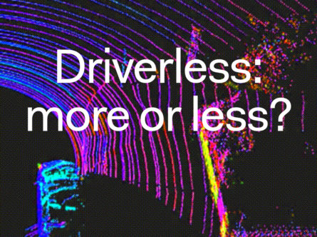 Driverless More or Less Book