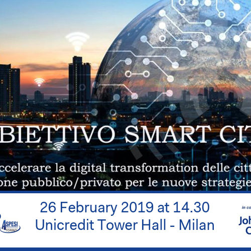 Obiettivo Smart City