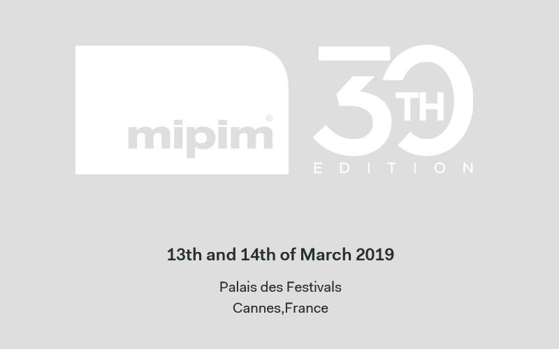MIPIM 2019