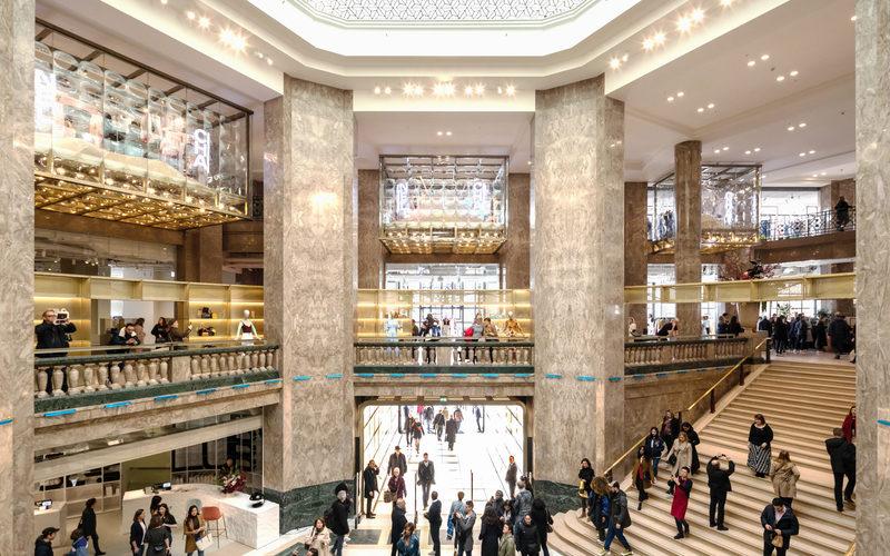 Galeries Lafayette Champs-Èlysèes