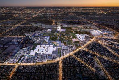 King Salman Park Master Plan