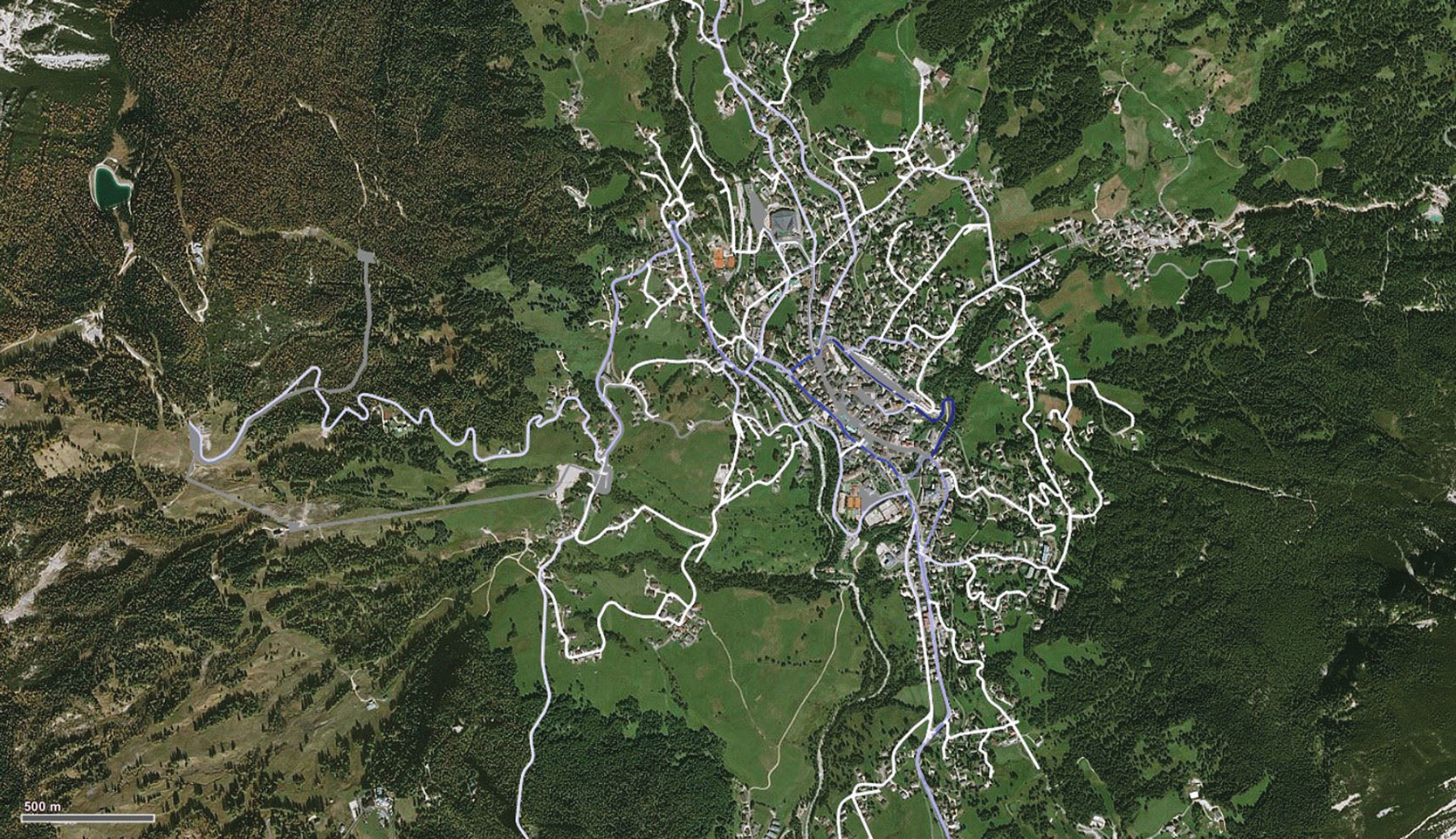 Alpine World Ski Championships Cortina 2021 Strategic Accessibility and Mobility Plan, Hourly Traffic Volume
